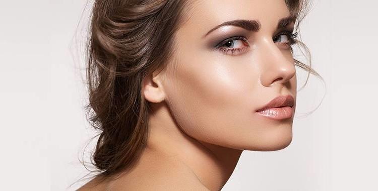 Comment obtenir une belle forme de visage?
