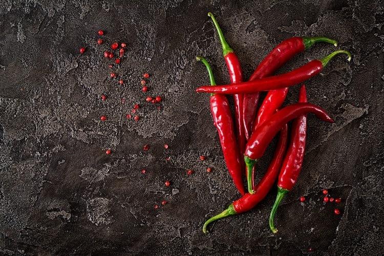 Comment enlever le feu du piment sur la peau ?