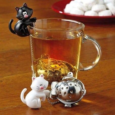 Comment faire du thé avec une boule à thé ?
