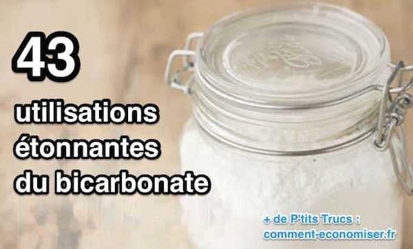 Est-ce dangereux de boire du bicarbonate de soude ?