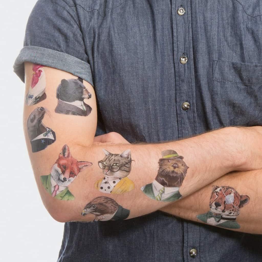 Comment faire un tatouage de Malabar ?