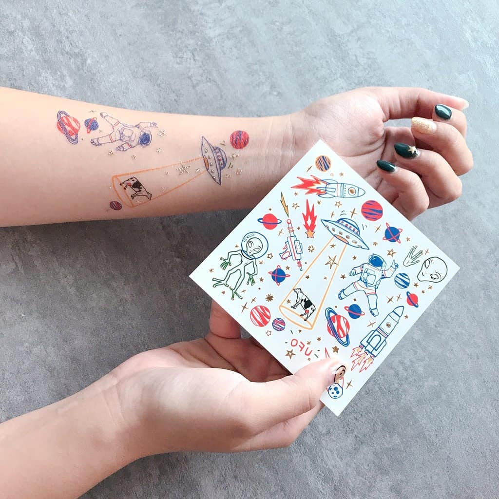 Comment se faire un tatouage temporaire maison ?