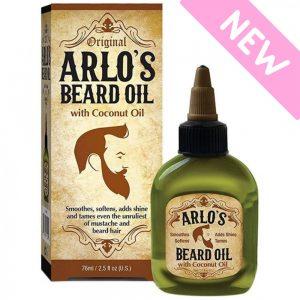 huile barbe
